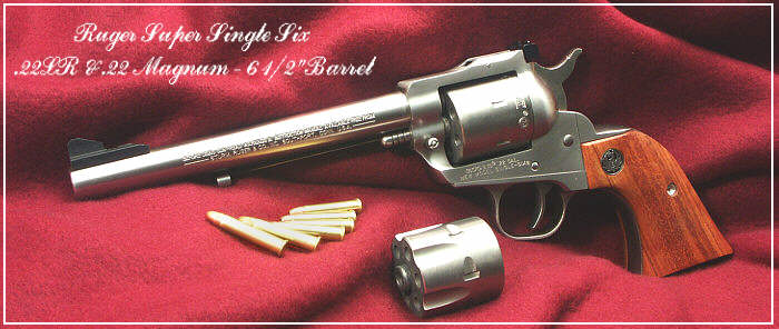 Ruger Super Single 6