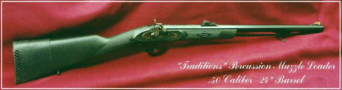 Traditions Muzzle Loader